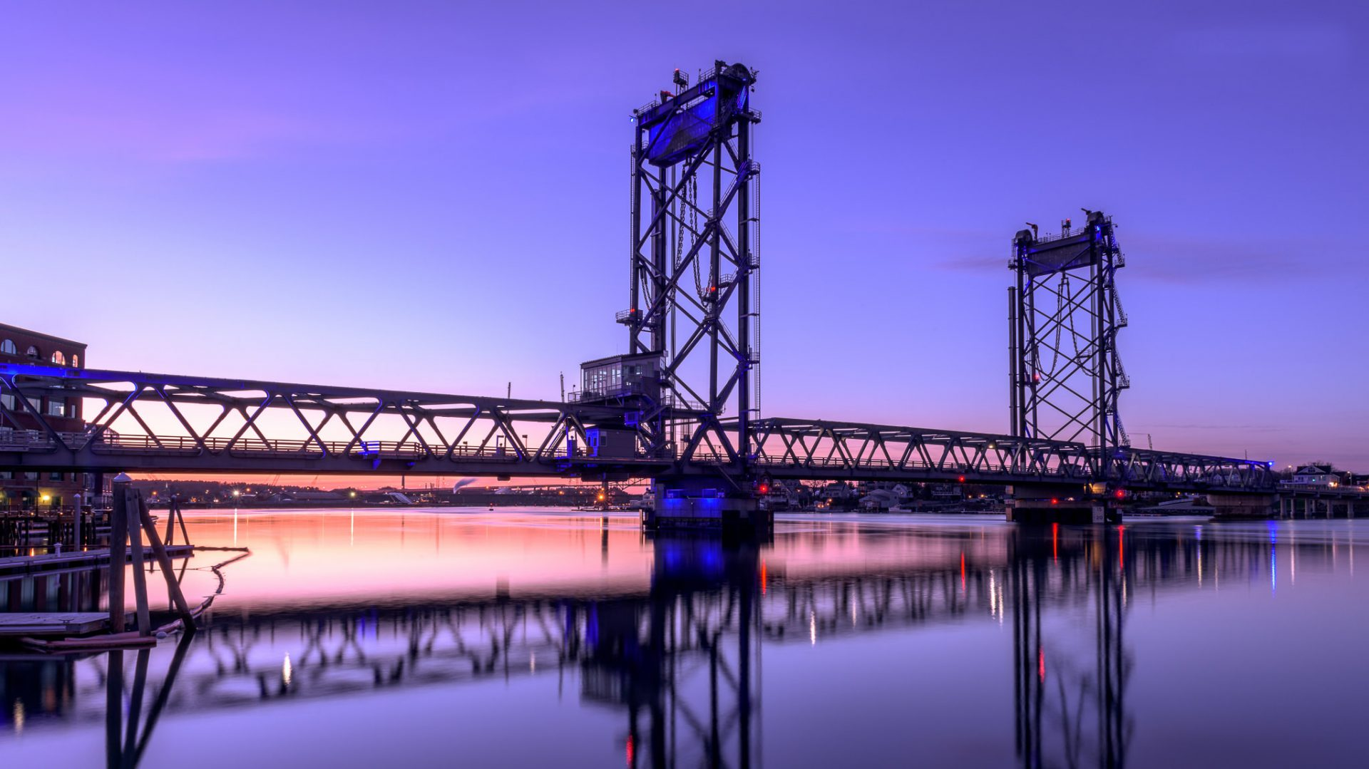 Portsmouth Memorial Bridge