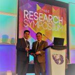 Presentation at the ASNT 27th Research Symposium, Orlando, FL